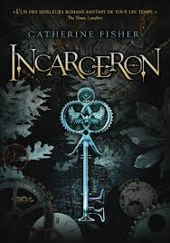 Incarceron book cover